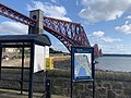 View of Forth Bridge from coast of North Queensferry 01.jpg