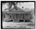 View of front. - Sam Farkas Estate, House, 300 Mercer Avenue, Albany, Dougherty County, GA HABS GA-1175-D-2.tif