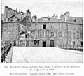 View of manor of Kerlournec where Laennec lived and died. Wellcome M0009110.jpg