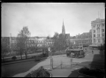 View of the Octagon, Dunedin, 1926. ATLIB 295734.png