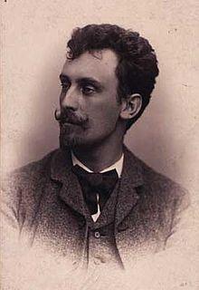 Poet Viggo Stuckenberg