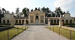 Villa Barbaro, Maser (1554-1558)
