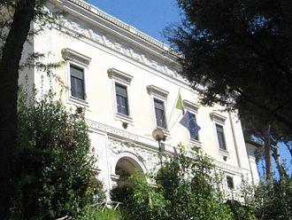 National Council for Economics and Labour - Image: Villa Lubin 4547