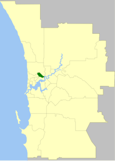 City of Vincent Local government area in Western Australia