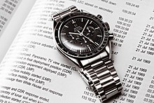 site réputé 767b8 84ac0 Omega Speedmaster - Wikipedia