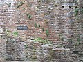Visitors are forbidden to climb on the walls - geograph.org.uk - 1532536.jpg