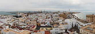 Cádiz - General view