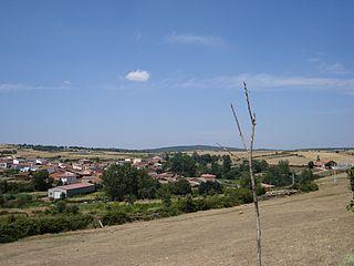 Samir de los Caños Place in Castile and León, Spain