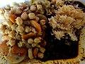 Vitualla con arroz y mole, comida de celebración - Dolores Hidalgo, Guanajuato.jpg
