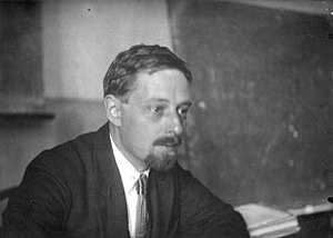 Vladimir Propp - Vladimir Propp in 1928
