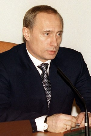 Vladimir Putin - Putin in 1999