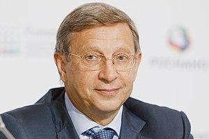 Vladimir Yevtushenkov - Image: Vladimirevtushenkov 2011