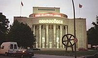 Volksbühne Theatre, Rosa Luxemburg Platz, Mitt...