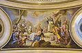 Volta amb fresc de Josep Vergara, capella de sant Vicent Ferrer, convent de sant Doménec de València.JPG