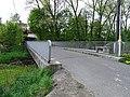 Vratislavice nad Nisou, most přes Nisu mezi ulicemi Na Břehu a Za Kinem.jpg
