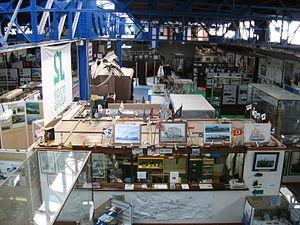 Maritime, Fluvial and Harbour Museum of Rouen - Image: Vue générale du musée