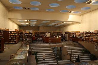 Vyborg Library - Interior in 2011