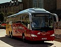 WEST COAST MOTORS IRIZAR SCANIA 16 OPERATING ROUTE 976 AT OBAN STANCES TO GLASGOW BUCHANAN STREET SCOTLAND SEP 2013 (9684160545).jpg