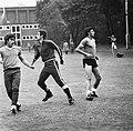 WK 74 training Uruguay in Duitsburg, nr 9 Pedro Rocha in actie, Bestanddeelnr 927-2469.jpg