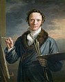 W A Hobday - Self portrait 1814.jpg