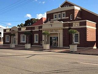 Wagin, Western Australia Town in Western Australia