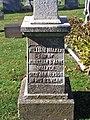 Walker (William), Lebanon Church Cemetery, 2015-10-23, 01.jpg