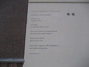 Derek Walcott - Wikipedia