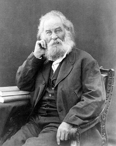 Walt Whitman photograph