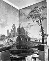 wandschildering rechter voorkamer - deventer - 20055684 - rce