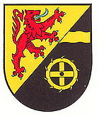 Coat of arms of the local community Langweiler