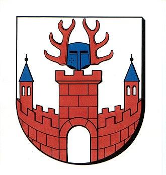 Derenburg - Image: Wappen Derenburg