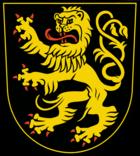Das Wappen von Mühlberg/Elbe