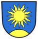 Coat of arms of Sonnenbühl