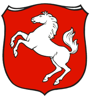 County of Rietberg - Duchy of Westphalia