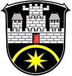 Coat of arms of the city of Nidda