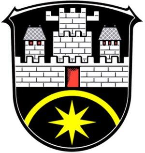 Nidda, Hesse - Image: Wappen nidda