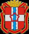 Wappen von Oblast Omsk (seit 2020).png