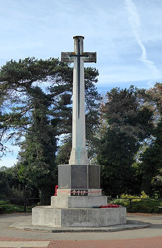 Bexley - Bexley War Memorial