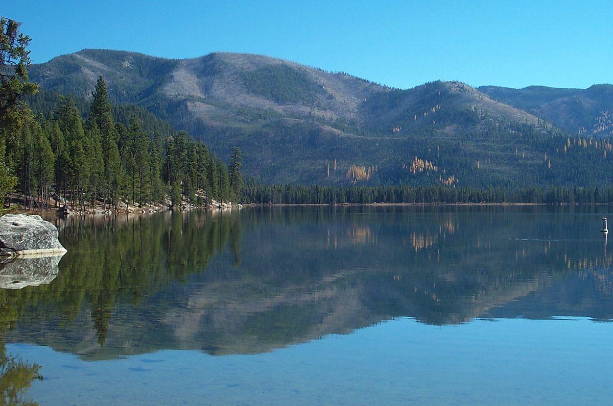Warm lake wikipedia for Cascade lake idaho fishing