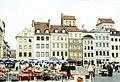 Warsaw, the Old Town Market Square, northwest side.jpg