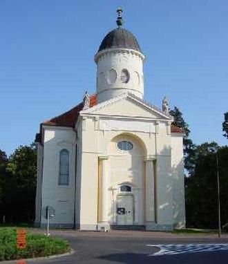 Syców - Castle church