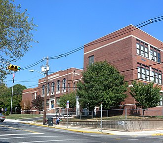 Kearny, New Jersey - Washington Elementary School