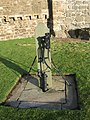 Water pump, Blackness Castle - geograph.org.uk - 641541.jpg