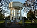 Water tower, Middlewood Green - geograph.org.uk - 1582411.jpg