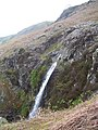Waterfall on Fisher Place Gill - geograph.org.uk - 185151.jpg