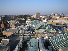 Watford, Town centre roofscape - geograph.org.uk - 116660.jpg