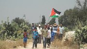File:Weekly Demonstration against the Israeli Separation Wall in Ni'lin.webm