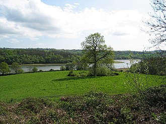 Weir Wood Reservoir - Image: Weir Wood Reservoir geograph.org.uk 6827