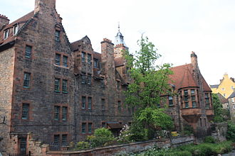 Sydney Mitchell - Well Court, Edinburgh