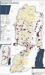 تاريخ فلسطين مناطق السلطة الفلسطينية
